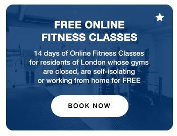Book Free Online Fitness Classes