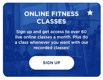 Sign Up for Online Fitness Classes